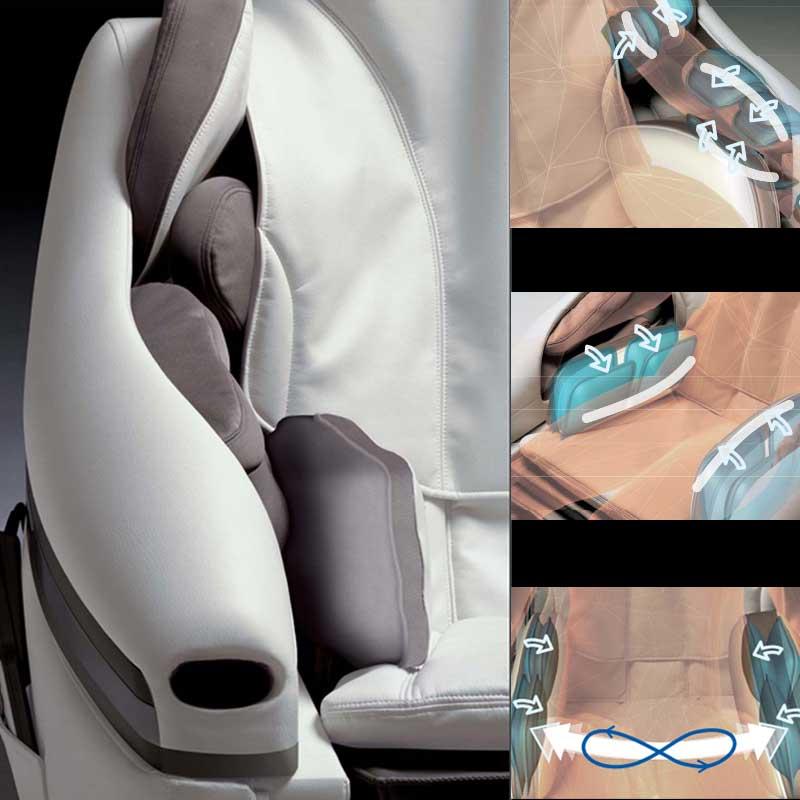 Full Arm Massage Function