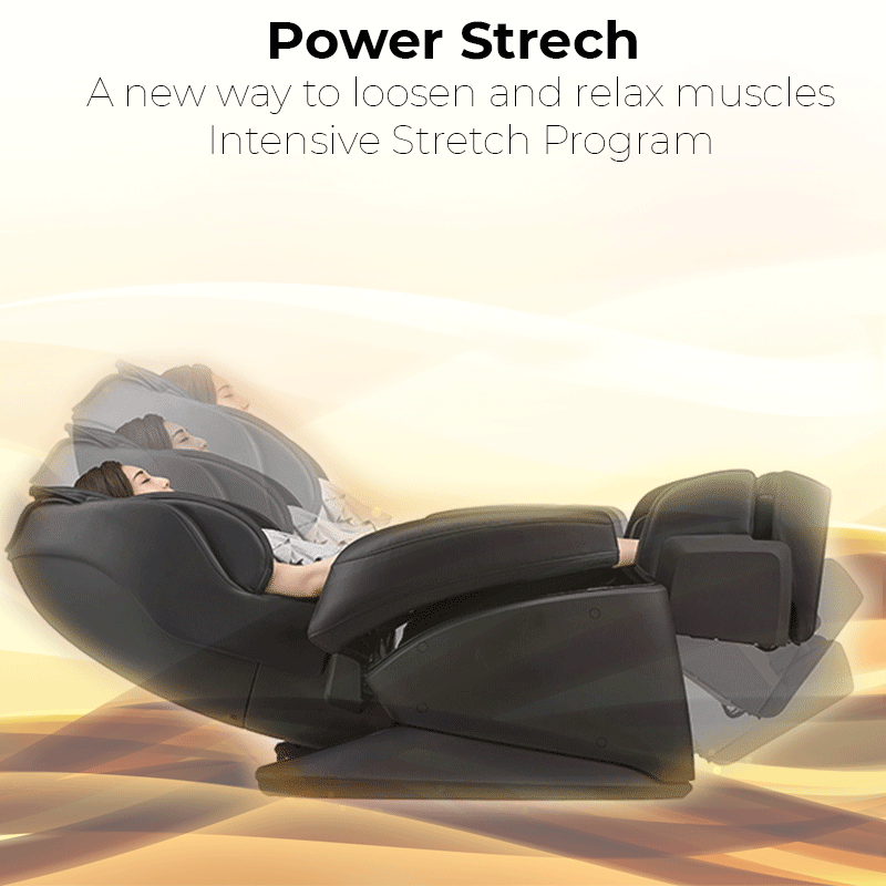 Power Strech- A new way to loosen and relax muscles