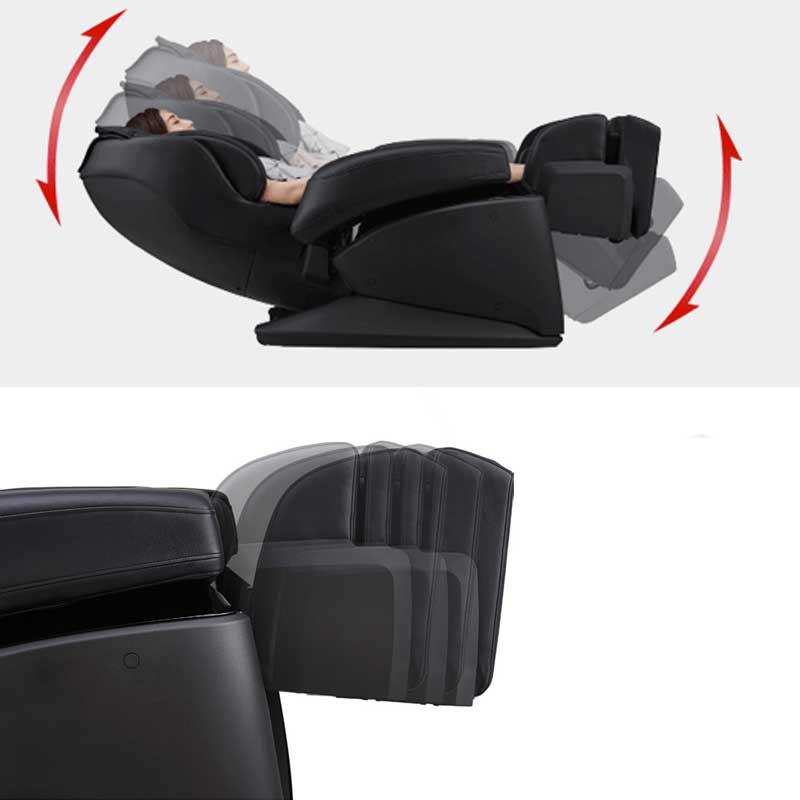 Stretch leg support