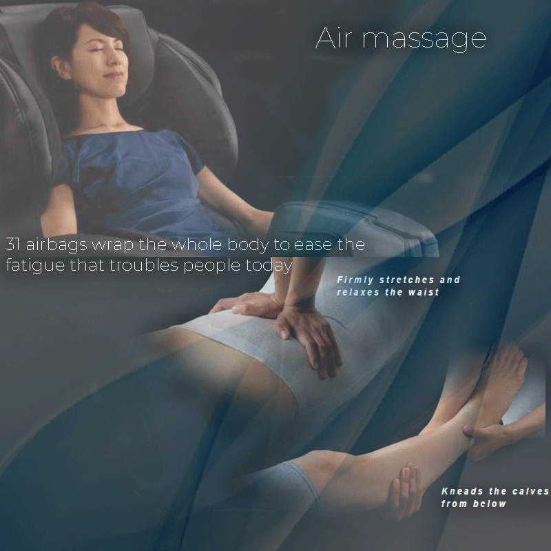 Air massage