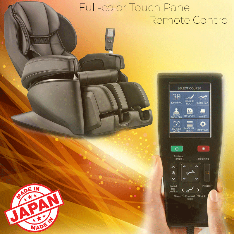 Full-color Touch Panel Remote Control
