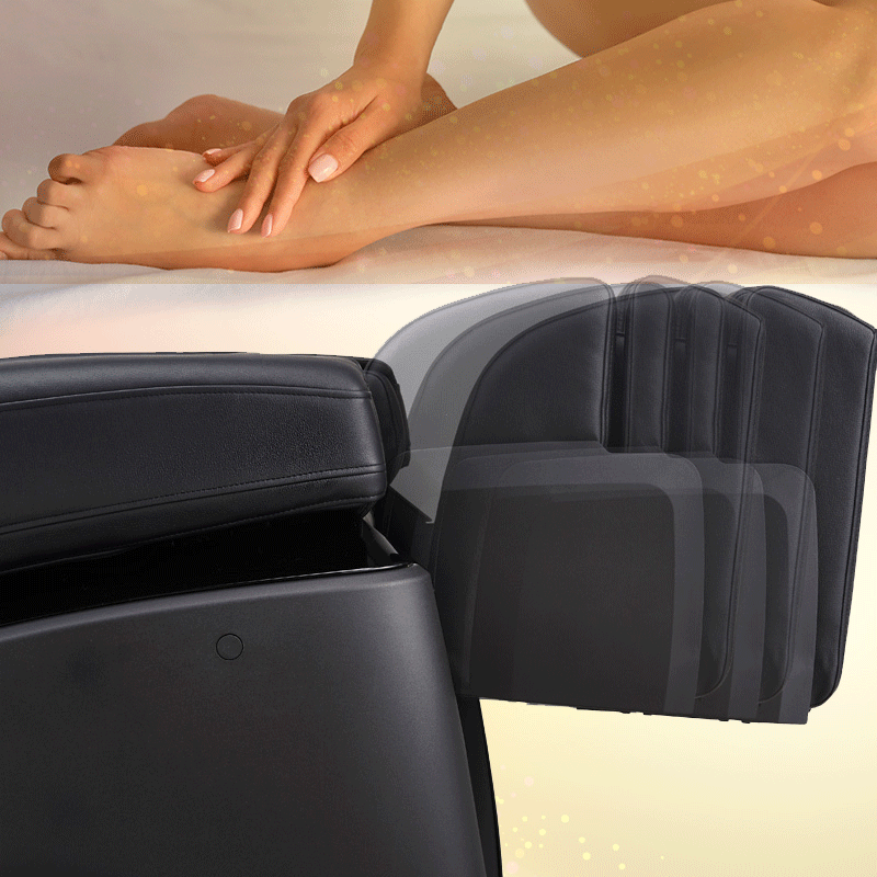 Extendable footrests